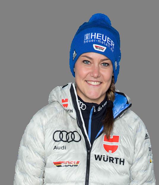 Carina Vogt - Olympiakader
