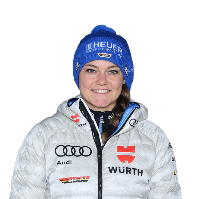 Carina Vogt - Perspektivkader
