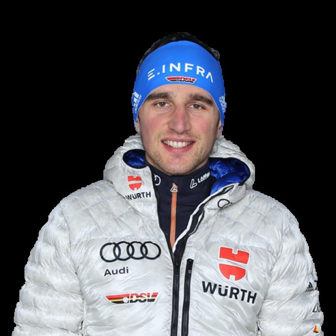 Jonas Dobler - Olympiakader