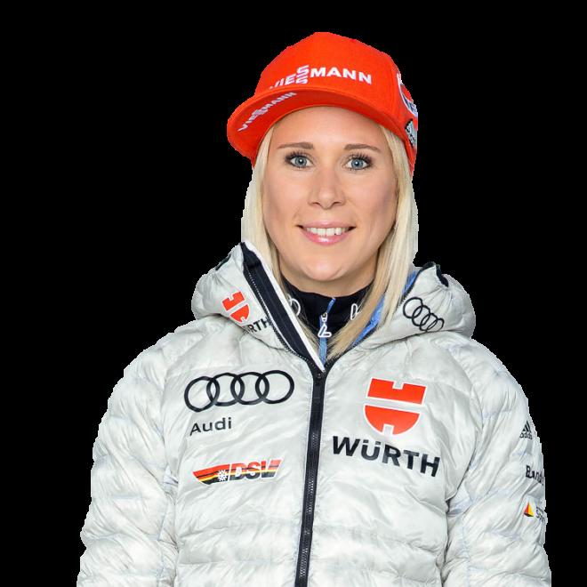 Karoline Horchler - Olympiakader