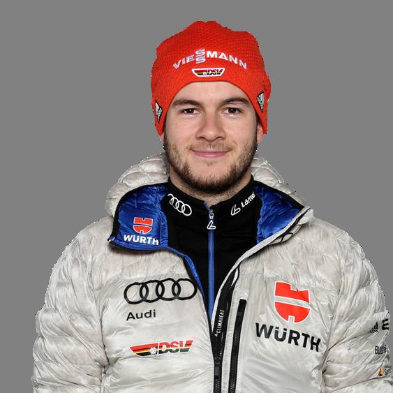 Danilo Riethmüller - Perspektivkader
