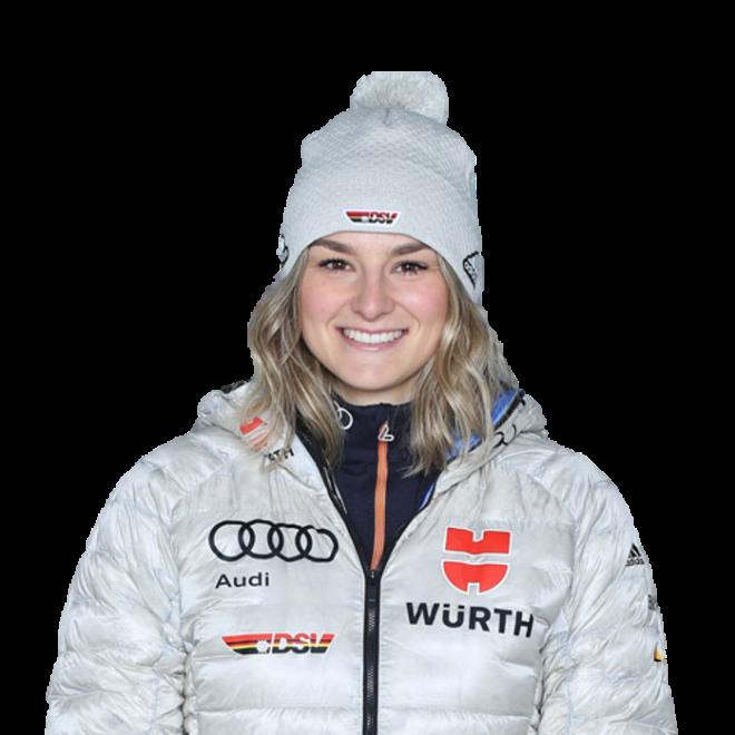 Anna Rupprecht - Olympiakader