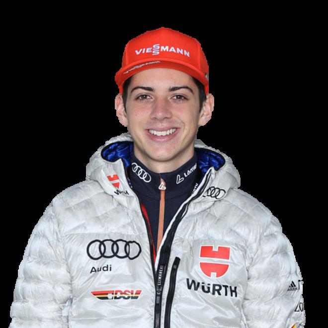 Constantin Schmid - Olympiakader
